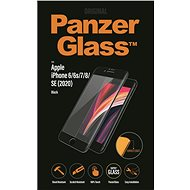 PanzerGlass Premium for Apple iPhone 6/6s/7/8/SE 2020, Black - Glass protector