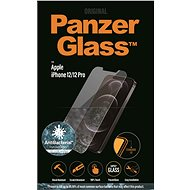 PanzerGlass Standard Antibacterial pro Apple iPhone 12/iPhone 12 Pro, Clear - Glass protector