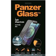 PanzerGlass Edge-to-Edge Antibacterial for Apple iPhone 12, Black - Glass protector