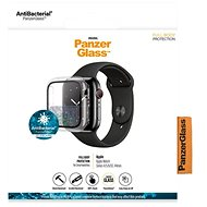 PanzerGlass Full Protection for Apple Watch 4/5/6/SE 44mm (Clear Frame) - Glass protector