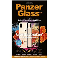 PanzerGlass ClearCase for Apple iPhone X/XS, Black Edition