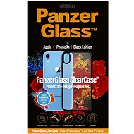 PanzerGlass ClearCase for Apple iPhone XR Black edition - Mobile Case