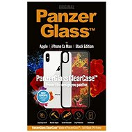 PanzerGlass ClearCase for Apple iPhone XS Max, Black Edition