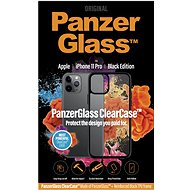 PanzerGlass ClearCase for Apple iPhone 11 Pro, Black Edition