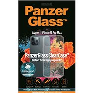 PanzerGlass ClearCase Antibacterial for Apple iPhone 12 Pro Max - Mobile Case