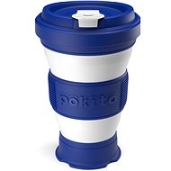 POKITO Collapsible Coffee Cup, 3-in-1 Blueberry - Mug