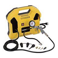 Powerplus POWX1703 - Compressor