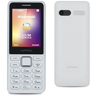 MyPhone 6310 White - Mobile Phone