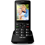 CPA Halo Plus Black - Mobile Phone