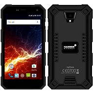MyPhone Hammer Energy Black - Mobile Phone