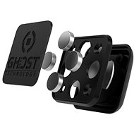CELLY GHOSTFIX for mobile phones black - Universal Mount