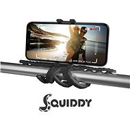"""CELLY Squids for Phones up to 6.2 """" Black - Car Holder"""