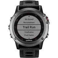 Garmin Fenix 3 Grey - Sports Watch