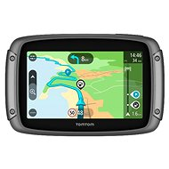TomTom Rider 420 EU for motocycles Lifetime - GPS Navigation