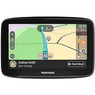 "TomTom GO Basic 5"" Europe LIFETIME maps - GPS Navigation"