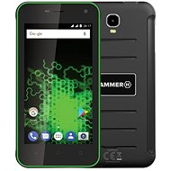 myPhone HAMMER Active green - Mobile Phone