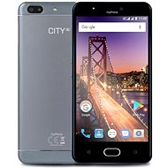 MyPhone City XL silver - Mobile Phone