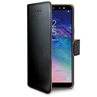 CELLY Wally for Samsung Galaxy A6 Plus Black