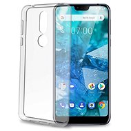 CELLY Gelskin for Nokia 7.1 colourless - Mobile Case