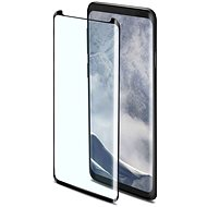 CELLY 3D Glass for Samsung Galaxy S9 Black - Glass protector