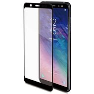 CELLY 3D Glass for Samsung Galaxy A6 (2018), Black - Glass protector