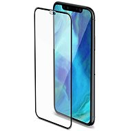 CELLY 3D Glass for Apple iPhone XR Black - Glass protector