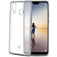 CELLY Laser for Huawei P20 Lite Silver - Mobile Case
