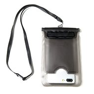 "CELLY Splash Bag for 5.7"" Phones - Black"