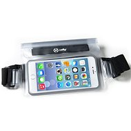 "CELLY Splash Belt for 5.7"" Phone White - Mobile Phone Case"
