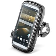 """Interphone SMART for Phones up to 6.5"""" Handlebar Black - Mobile Phone Case"""