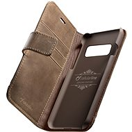 Cellularline Supreme for Samsung Galaxy S10+ Brown - Mobile Phone Case