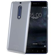 CELLY Gelskin for Nokia 5 Clear - Rear Cover