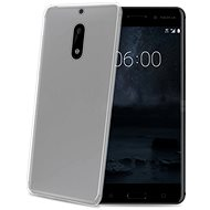 CELLY Gelskin for Nokia 6 Clear - Rear Cover