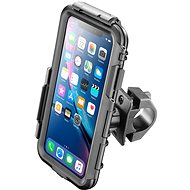 CELLULARLINE Interphone for Apple iPhone XR, Handlebar Grip, Black - Mobile Phone Case