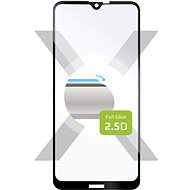 FIXED FullGlue-Cover for Nokia 2.3, Black - Glass protector