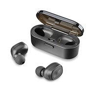 Cellularline Shadow Black - Headphones with Mic