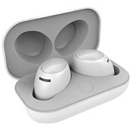 CELLY Twins Air White - Headphones with Mic