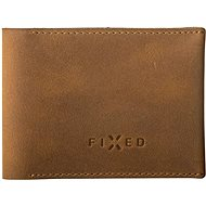 FIXED Smile Wallet with smart tracker FIXED Smile and motion sensor, brown - Wallet