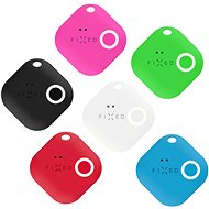 FIXED Smile with motion sensor 6-PACK (black, white, red, blue, green, pink) - Bluetooth chip tracker