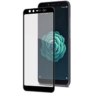 CELLY Full Glass for Xiaomi Mi A2 black