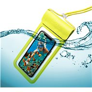 "CELLY Splash Bag 2019 for 6.5"" Phones, Yellow - Mobile Phone Case"
