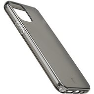 Cellularline Antimicrob for Samsung Galaxy S20, Black - Mobile Case