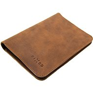FIXED Smile Passport with Smart Tracker FIXED Smile Motion, Brown - Wallet