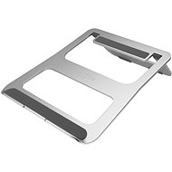 FIXED Frame Book for Tables for Laptops, Silver - Stand