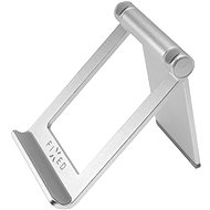 FIXED Frame Tab on Table for Mobile Phones and Tablets Silver - Stand