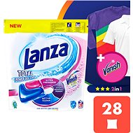LANZA Total Power Gel Caps 28 pcs (28 items) - Washing Capsules