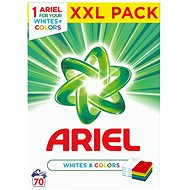 ARIEL Whites & Colours 5.25kg (70 washes) - Washing powder