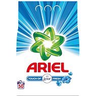 ARIEL Touch Of Lenor Fresh 3,75kg (50 Washes) - Detergent