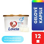 LOVELA Gel Capsules 12 pcs - Washing capsules