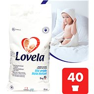 LOVELA Powder White 5 kg (40 washes) - Detergent